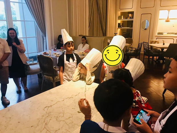 Đang bầu bí, Hà Hồ vẫn đưa con trai đi vui chơi cuối tuần: Nhan sắc mẹ bầu qua camera thường gây chú ý - ảnh 2