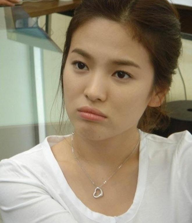 Netizen bình chọn 10 mỹ nhân Hàn mặt mộc đẹp nhất: Song Hye Kyo và dàn diễn viên chịu thua 2 nữ idol, No.1 gây sốc vì % thắng quá khủng - Ảnh 16.