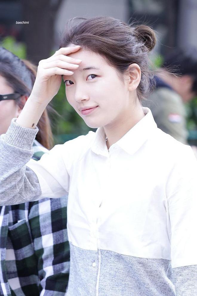 Netizen bình chọn 10 mỹ nhân Hàn mặt mộc đẹp nhất: Song Hye Kyo và dàn diễn viên chịu thua 2 nữ idol, No.1 gây sốc vì % thắng quá khủng - Ảnh 23.