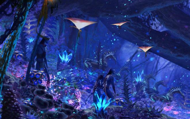Các nhà khoa học Nga tạo ra giống thực vật ngoài hành tinh, có thể phát sáng rực rỡ trong bóng tối - Ảnh 2.