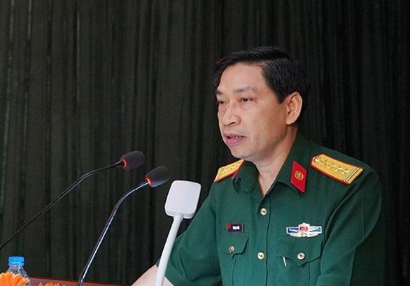 Bổ nhiệm Đại tá Hứa Văn Tưởng làm Phó Tư lệnh Quân khu 5 - Ảnh 3.