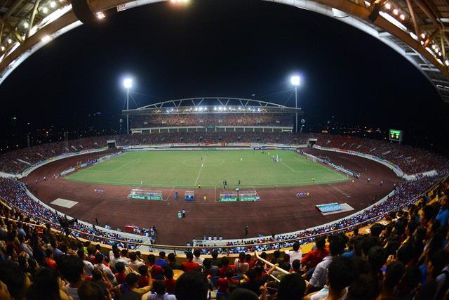 AFC: Sân Mỹ Đình lọt top 5 sân vận động tốt nhất của Đông Nam Á - Ảnh 1.