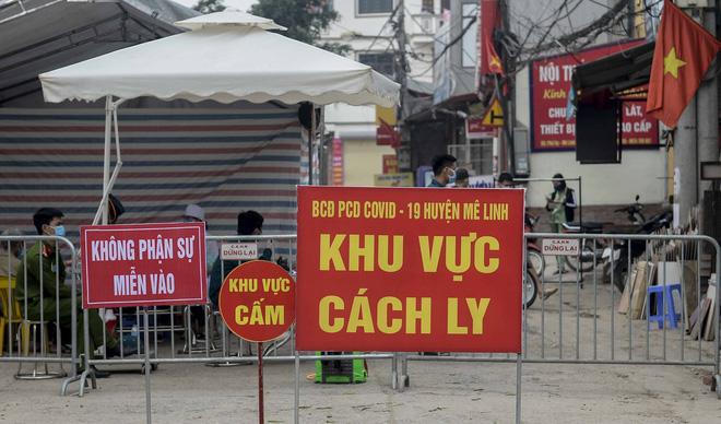 Dịch COVID-19 tại Việt Nam sẽ kéo dài đến khi nào?; Dự kiến sẽ gỡ lệnh phong tỏa thôn Hạ Lôi từ 0h ngày 6/5 - Ảnh 1.