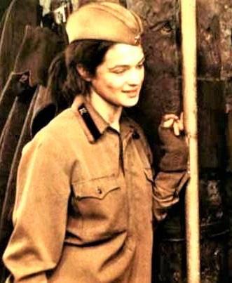 11 nữ xạ thủ bắn tỉa nguy hiểm nhất của Liên Xô - Ảnh 3.