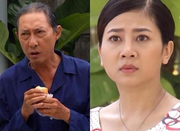 Khoảnh khắc cố diễn viên Lê Bình và Mai Phương 5 năm trước được chia sẻ lại: Họ đều đã ra đi vì ung thư phổi, nhìn nụ cười mà xót xa - Ảnh 3.