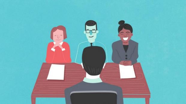 Nhà tuyển dụng hỏi: Nếu hỏi sếp cũ của bạn, ông ấy sẽ đánh giá bạn ra sao? Ứng viên rút điện thoại ra gọi, câu trả lời khiến mọi người kinh ngạc - Ảnh 1.