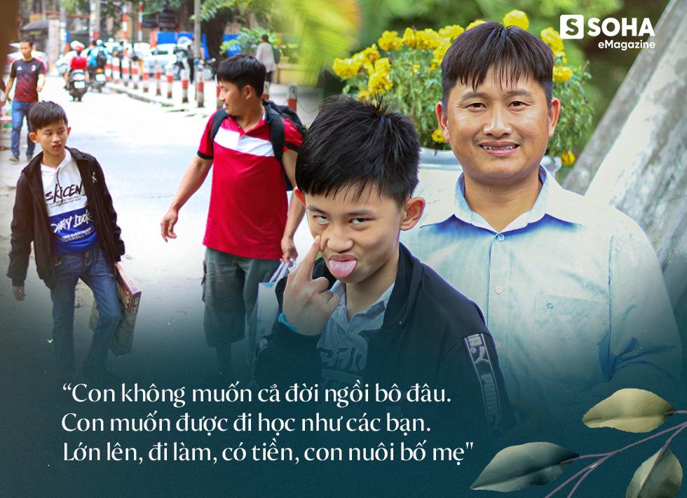 Cậu bé 12 năm sống trên chiếc bô xanh: Khát khao sống của đứa trẻ không bụng, mang bệnh 1 tỷ người mới có 1 người bị - Ảnh 17.