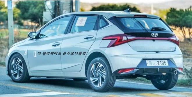 Cận cảnh chiếc Hyundai i20 thế hệ mới được trang bị nhiều tiện nghi, giá 170 triệu đồng - Ảnh 2.