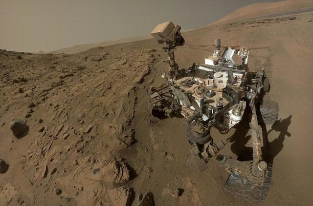 Mổ xẻ thiên thạch Sao Hỏa rớt xuống Trái Đất, nhà khoa học Nhật kinh ngạc vì phát hiện ra điều không tưởng - Ảnh 4.