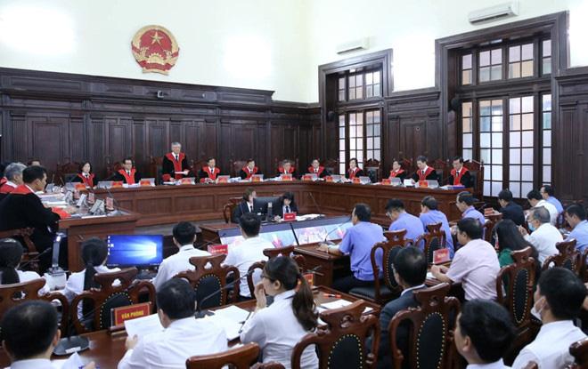 Chủ tọa xử giám đốc thẩm kỳ án Hồ Duy Hải: Không cho phép oan sai, không bỏ lọt tội phạm - Ảnh 1.
