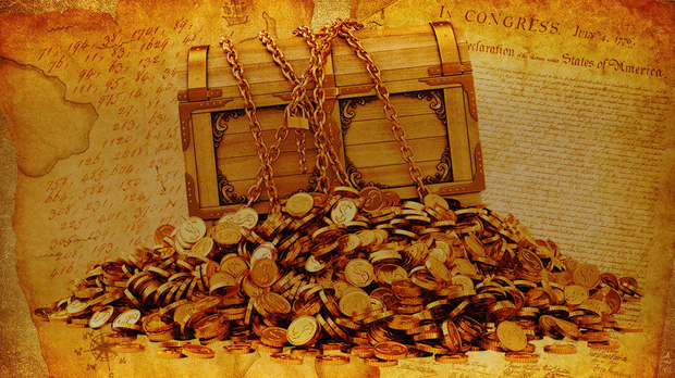 Hé mở tình tiết mới về kho báu 200 tuổi trị giá 43 triệu USD - Ảnh 1.