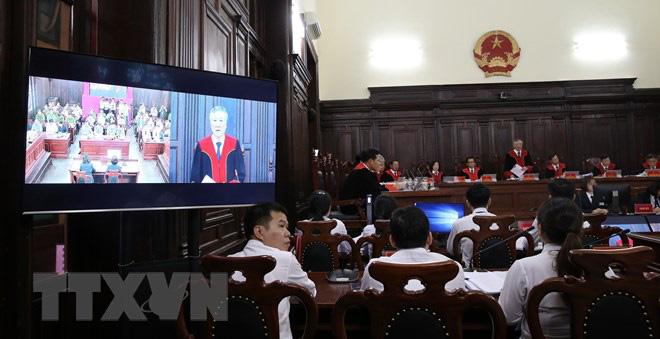 [Ảnh] Bên trong phiên tòa giám đốc thẩm vụ án Hồ Duy Hải, kỳ án kéo dài 10 năm chưa có hồi kết - Ảnh 3.