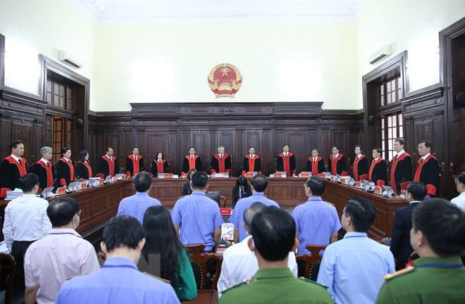 [Ảnh] Bên trong phiên tòa giám đốc thẩm vụ án Hồ Duy Hải, kỳ án kéo dài 10 năm chưa có hồi kết - Ảnh 4.