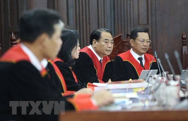 [Ảnh] Bên trong phiên tòa giám đốc thẩm vụ án Hồ Duy Hải, kỳ án kéo dài 10 năm chưa có hồi kết - Ảnh 6.