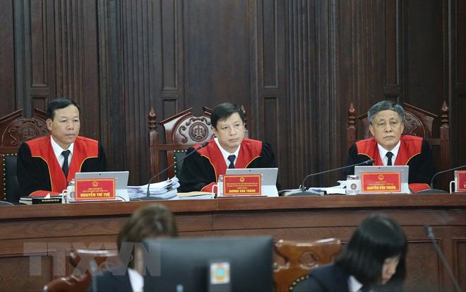 [Ảnh] Bên trong phiên tòa giám đốc thẩm vụ án Hồ Duy Hải, kỳ án kéo dài 10 năm chưa có hồi kết - Ảnh 8.