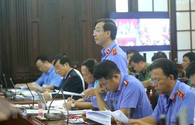 [Ảnh] Bên trong phiên tòa giám đốc thẩm vụ án Hồ Duy Hải, kỳ án kéo dài 10 năm chưa có hồi kết - Ảnh 9.