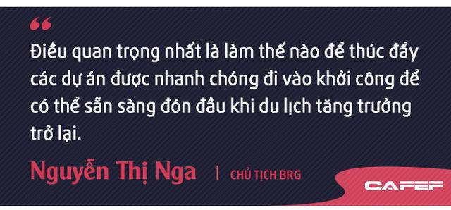 Chủ tịch BRG: Chúng tôi đang đẩy nhanh các dự án vì hậu Covid-19, Việt Nam có thể trở thành điểm đến của thế giới! - Ảnh 10.