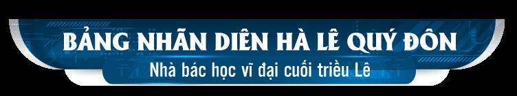 Vị bảng nhãn có tri thức đồ sộ đất Hà Nam, khiến học giả Trung Quốc, Triều Tiên nể phục - Ảnh 2.