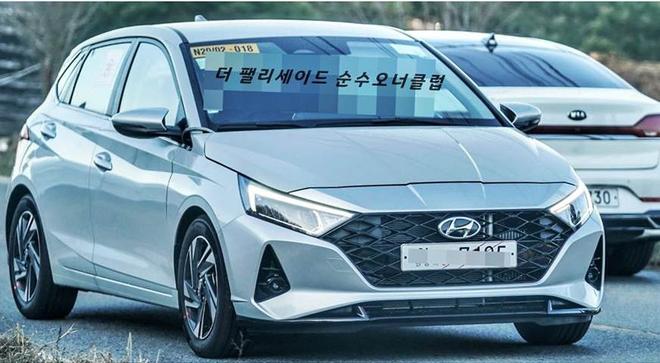 Cận cảnh chiếc Hyundai i20 thế hệ mới được trang bị nhiều tiện nghi, giá 170 triệu đồng - Ảnh 1.