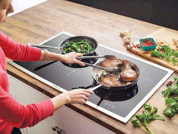 Chuyên gia cảnh bảo: Nấu bằng bếp gas làm không khí trong nhà ô nhiễm gấp 5 lần so với không khí ở ngoài trời - Ảnh 2.