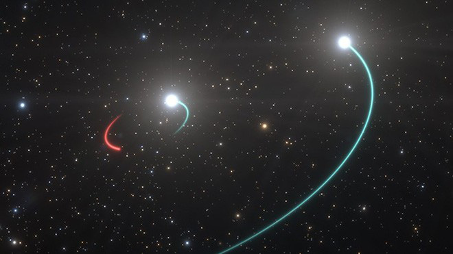 Vô tình phát hiện lỗ đen gần Trái Đất nhất từ trước đến nay mà chúng ta không hề hay biết - Ảnh 3.