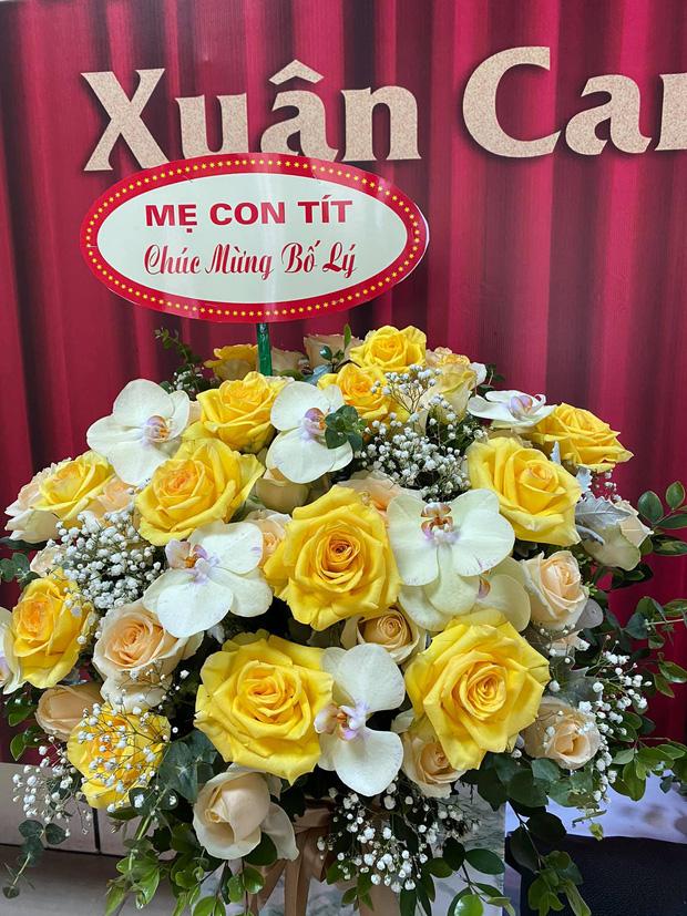 NSND Công Lý nhậm chức Phó Giám Đốc Nhà hát Kịch Hà Nội, MC Thảo Vân liền có hành động chứng minh mối quan hệ với chồng cũ - Ảnh 2.