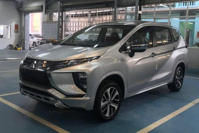 Mitsubishi Xpander giảm giá kỷ lục còn ngang ngửa Suzuki Ertiga, dọn đường đón bản nâng cấp 2020 ra mắt tại Việt Nam - Ảnh 1.