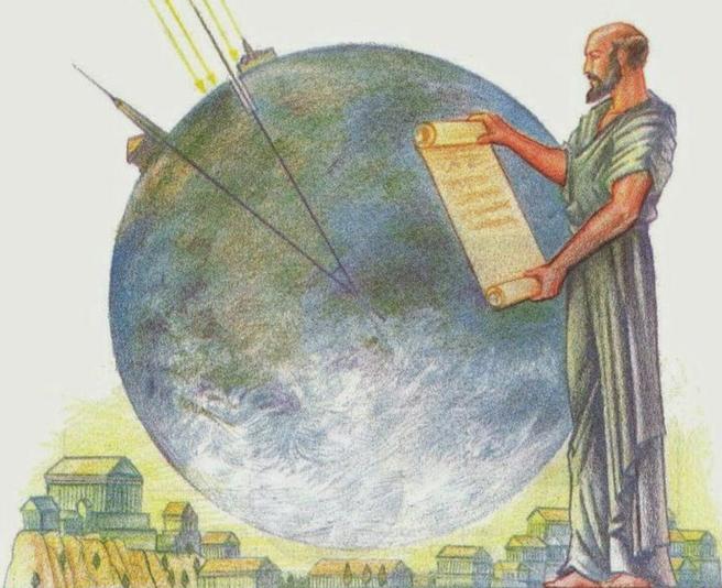 3 bộ óc siêu việt của Hy Lạp cổ đại: Tạc nên tứ đại kỳ quan khám phá đúng đến tận ngày nay - Ảnh 7.