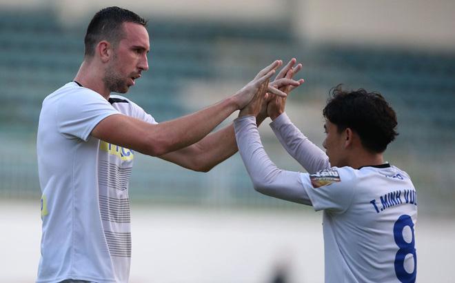 HAGL có tin vui trước thềm đại chiến với Hà Nội FC