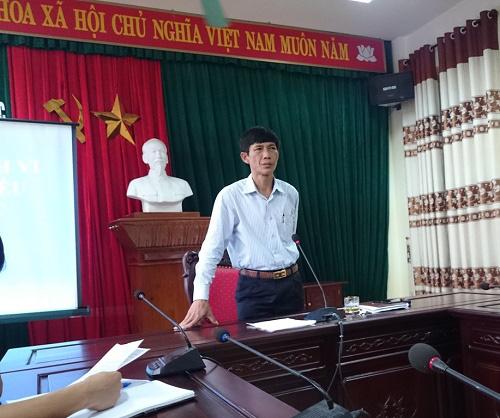 CA Thanh Hóa: Phó Chủ tịch huyện bị bắt quả tang đánh bạc tại phòng làm việc riêng ở Uỷ ban - Ảnh 1.