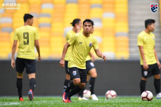 Thứ hạng của Thái Lan còn kém cả Việt Nam, Chanathip khó đến Ngoại hạng Anh - Ảnh 1.