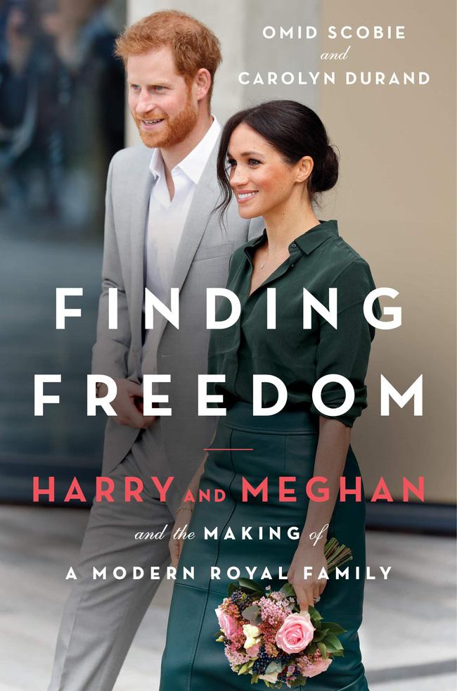 Cuốn sách là công cụ để Meghan tẩy trắng hình ảnh của mình.