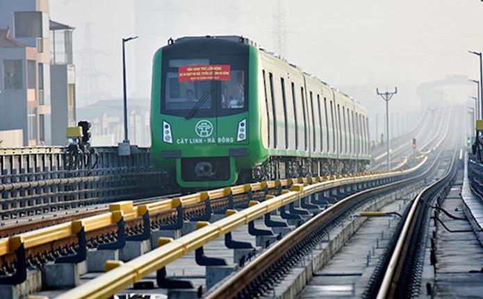Đường sắt Cát Linh-Hà Đông: Tổng thầu Trung Quốc cần 50 triệu USD để thực hiện vận hành hệ thống và thanh toán toàn bộ trước khi bàn giao