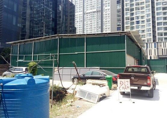 Hà Nội quyết thu hồi khu đất vàng hơn 8.000 m2 bị xẻ thịt cho thuê trái phép - Ảnh 2.