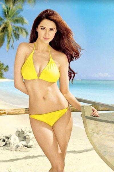Ít ai ngờ mỹ nhân đẹp nhất Philippines từng sở hữu những tấm hình nóng bỏng thế này - ảnh 2