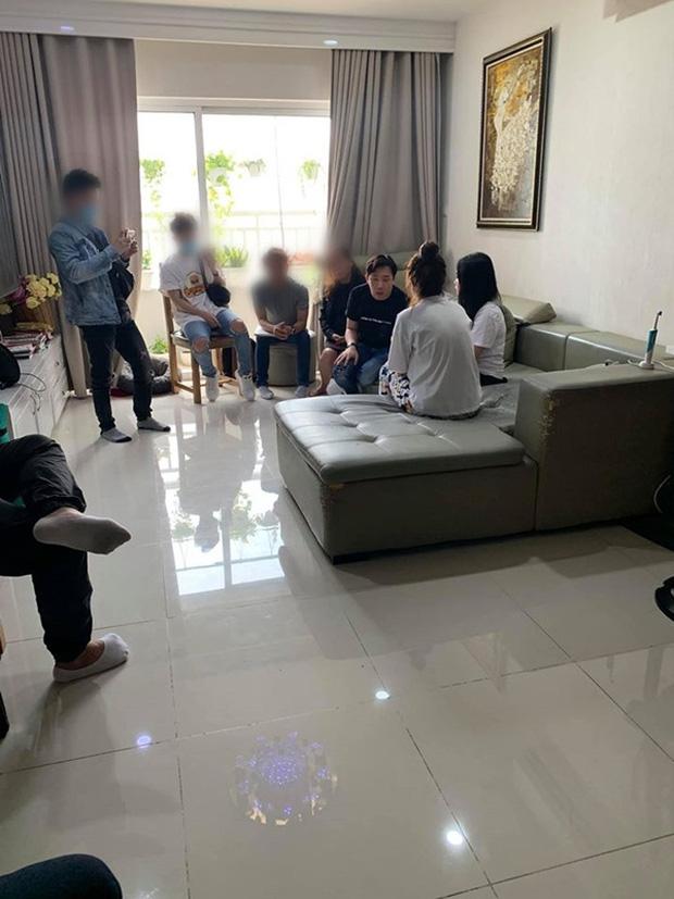 Trấn Thành cùng luật sư đến tận nhà cô gái tung tin đồn thất thiệt - ảnh 2