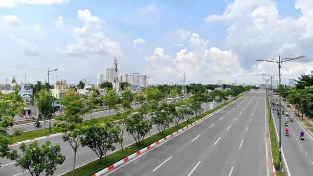 Chung cư trăm hoa đua nở dọc đại lộ đẹp nhất Sài Gòn - Ảnh 19.