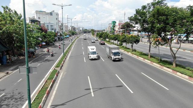 Chung cư trăm hoa đua nở dọc đại lộ đẹp nhất Sài Gòn - Ảnh 3.