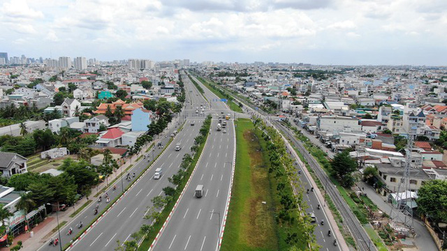 Chung cư trăm hoa đua nở dọc đại lộ đẹp nhất Sài Gòn - Ảnh 22.