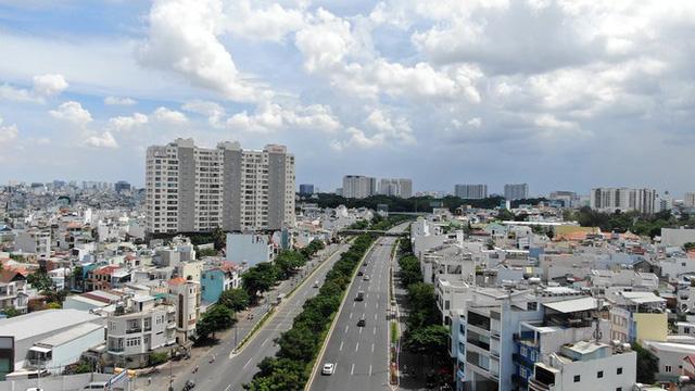 Chung cư trăm hoa đua nở dọc đại lộ đẹp nhất Sài Gòn - Ảnh 31.