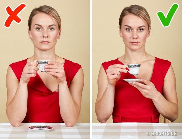 Những quy tắc lịch sự khi dùng bữa trong các nhà hàng sang trọng, cực kỳ cần thiết mà chúng ta thường xuyên bỏ qua - Ảnh 8.