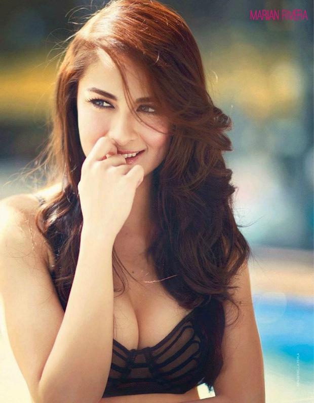 Ít ai ngờ mỹ nhân đẹp nhất Philippines từng sở hữu những tấm hình nóng bỏng thế này - ảnh 8