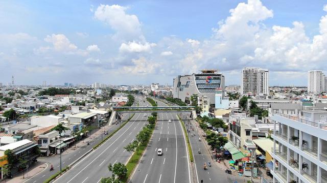 Chung cư trăm hoa đua nở dọc đại lộ đẹp nhất Sài Gòn - Ảnh 10.