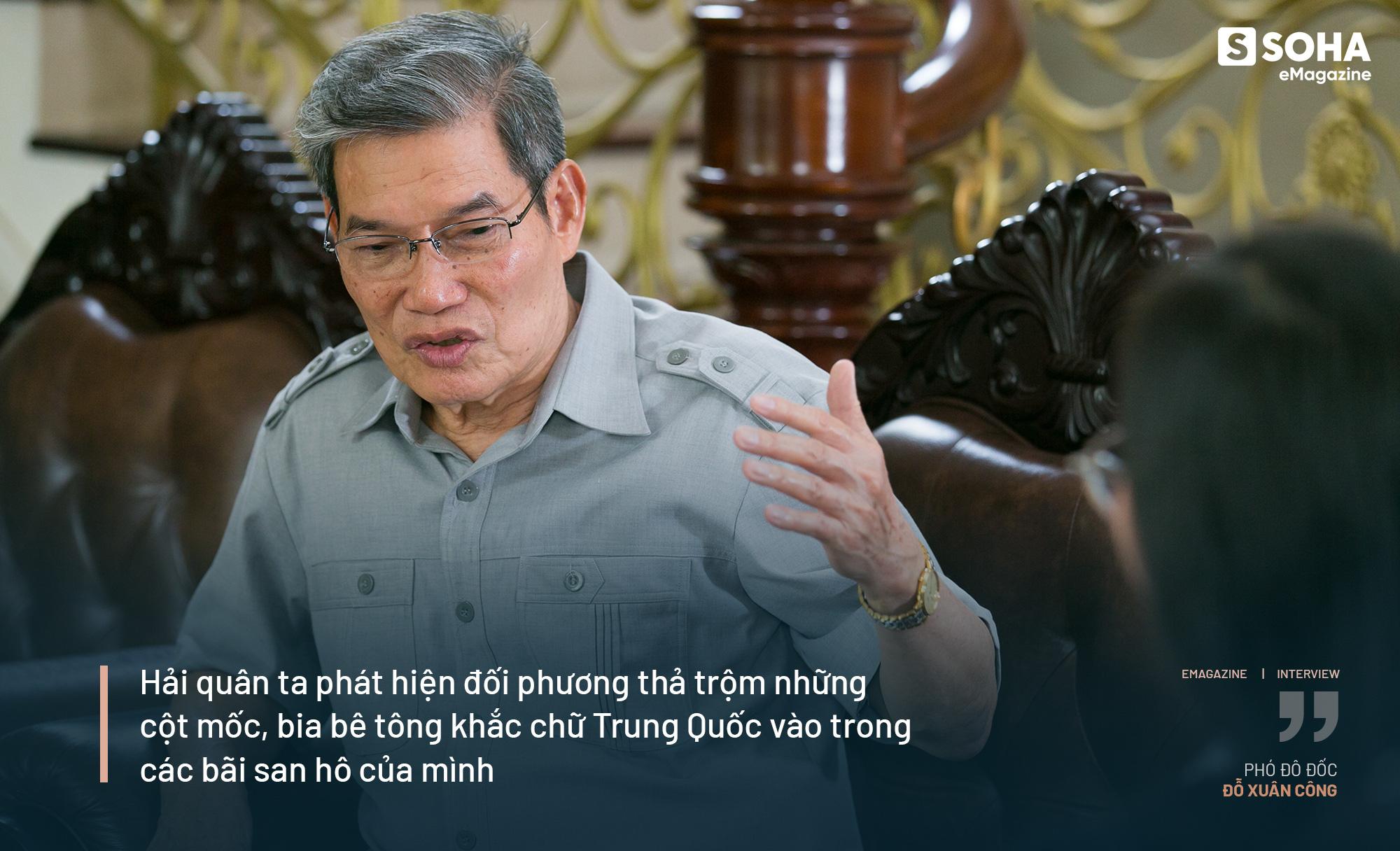 """Phó Đô đốc Đỗ Xuân Công: """"Muốn giữ được biển đảo, phải tuyệt đối giữ mình. Làm Tư lệnh khó lắm cháu ạ"""" - Ảnh 10."""