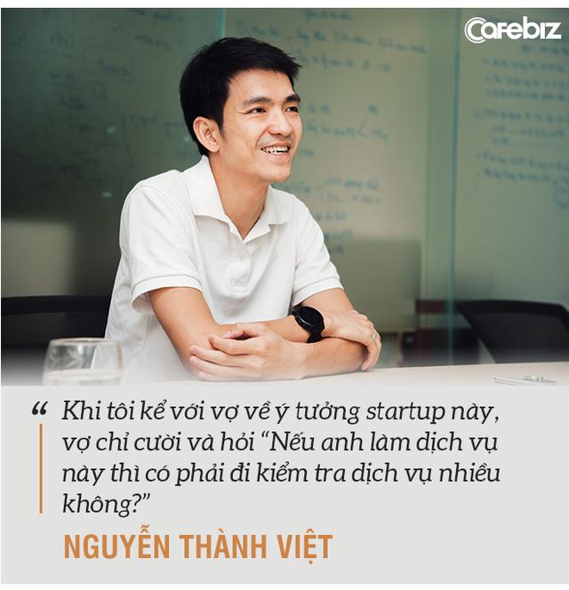 Rời vị trí giám đốc vận hành Uber, Go-Viet, cựu du học sinh 8x khởi nghiệp ứng dụng khách sạn 'tình 1 giờ' với thị trường tiềm năng 1 tỷ USD - Ảnh 6.