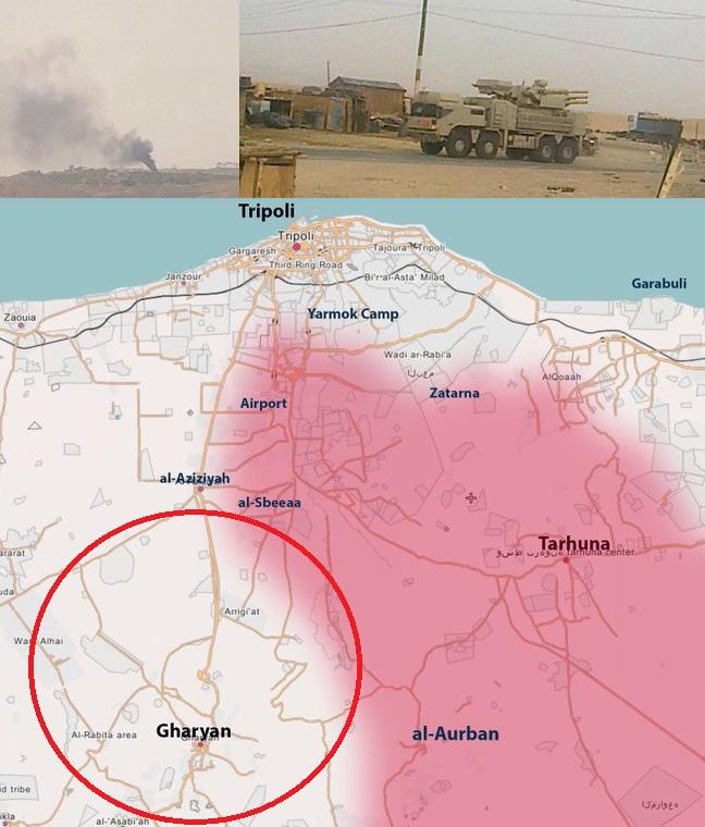 Chưa hết tự đắc vì tung đòn chí mạng ở tây Libya, Thổ sập bẫy  cố vấn Nga ngay và luôn? - Ảnh 6.