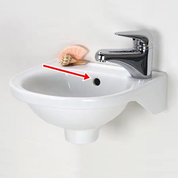 Lỗ nhỏ trên bồn rửa mặt, hình ảnh rất quen thuộc nhưng không phải ai cũng biết vì sao nó lại ở đó - Ảnh 2.