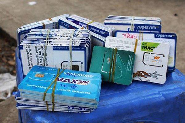 Viettel, VinaPhone, MobiFone dừng bán SIM hòa mạng tại các đại lý - Ảnh 1.