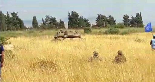 Đặc nhiệm, xe tăng Merkava của Israel vượt tuyến xanh, lính Lebanon giương tên lửa sẵn sàng nhả đạn - Tình thế cực kỳ căng thẳng - Ảnh 5.
