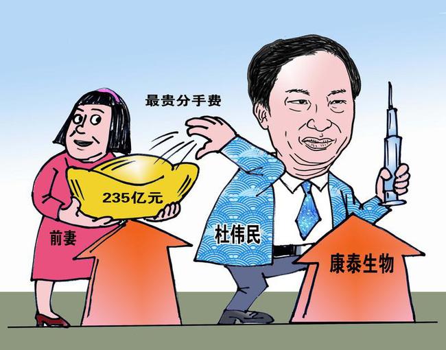 Trùm vaccine mất 76 nghìn tỷ vào tay vợ cũ trong vụ ly hôn đắt đỏ nhất lịch sử Trung Quốc - Ảnh 3.